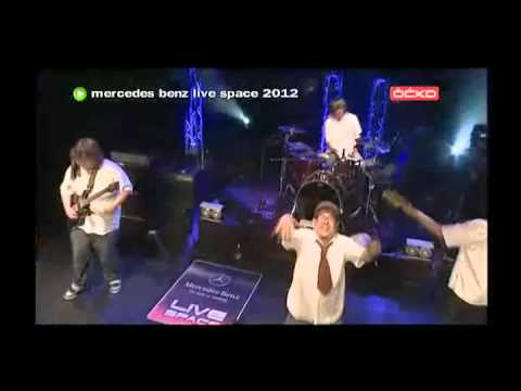 The Coolers - The Coolers - Strahoff (live at Mercedes-Benz Live Space 2012)