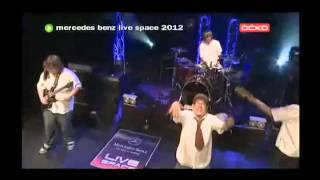 Video The Coolers - Strahoff (live at Mercedes-Benz Live Space 2012)