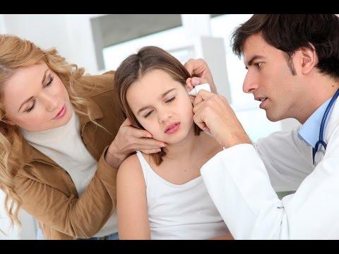 Video Sakit Telinga Pada Anak