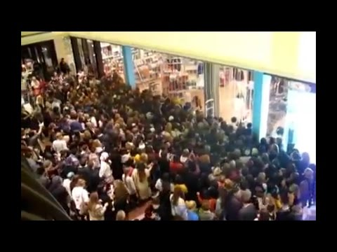 The Black Friday Stampede Supercut: 2014