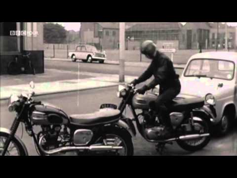 The Glory Days of British Motorbikes - BBC Cafe Racers Part 3