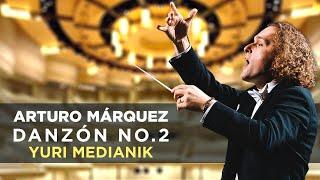 Arturo Márquez. Danzón No.2. Moscow city orchestra