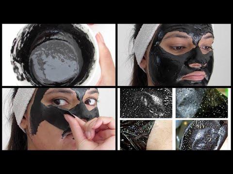 Cream mask para sa paglilinaw ng buhok