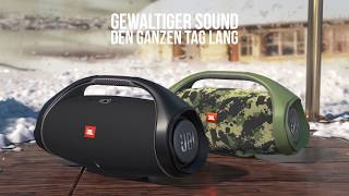 YouTube Video vjUNqweZCRw for Product JBL Boombox 2 Wireless Speaker by Company JBL in Industry Speakers