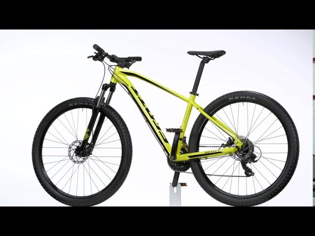Видео Велосипед Scott Aspect 970 Yellow