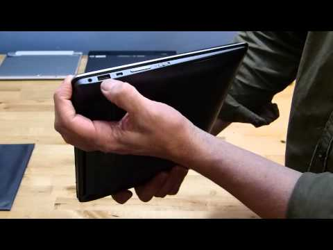 ASUS Taichi 21 Unboxing and Overview by Chippy