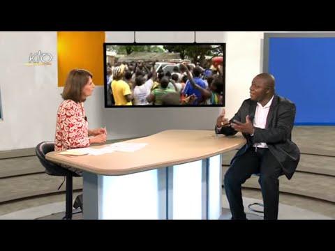 Centrafrique: l'Eglise reste la voix des sans voix