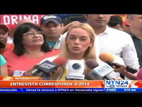 NTN24 aclara que video viralizado sobre la Constituyente en Venezuela es de 2014