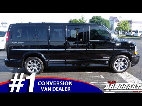 Pre-Owned 2019 Chevrolet Conversion Van Explorer Limited SE