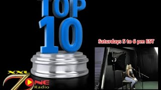 XXL Zone Radio Top 10 Countdown Preview
