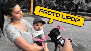 Flying Prototype 6S LIPO on my BIRTHDAY! | FPV Freestyle