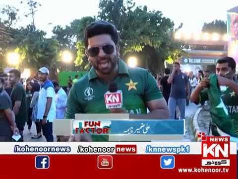Fun Factor 08 October 2019 | Kohenoor News Pakistan