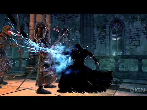Dark Souls II Steam Key GLOBAL - video trailer