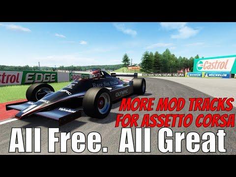 Mod!assetto все видео по тэгу на igrovoetv online