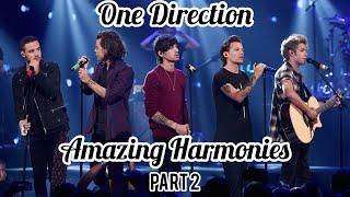 One Direction | Amazing Harmonies (PART 2)