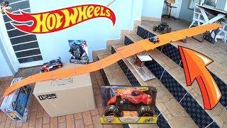 Hot Wheels Monster Jam Com Novo Crushstation - Carrinhos De Brinquedos #68