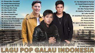 Dadali Papinka Asbak Band Lagu Galau Indonesia Terbaik Tahun...