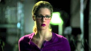 "Сериал ""Стрела"", Oliver and Felicity {Arrow} - Meteor Shower"