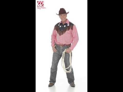 Cowboy Rodeo Western Hemd