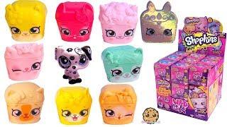 Pet Pods ! Limited Edition Unicorn ? Surprise Blind Bags Shopkins Season 9 Toy Video