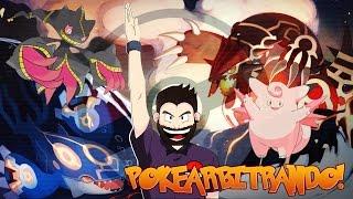 Banette  - (Pokémon) - POKEARBITRANDO: MEGA BANETTE VS CLEFABLE (POKÉMON RUBÍ OMEGA & ZAFIRO ALFA)