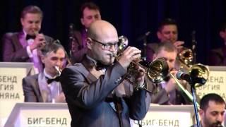 Лучшие джазовые аранжировки — в исполнении биг-бенда имени Георгия Гараняна