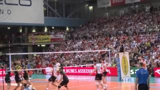 Asseco Resovia Rzeszów Mistrzem Polski 2014/2015 !!!