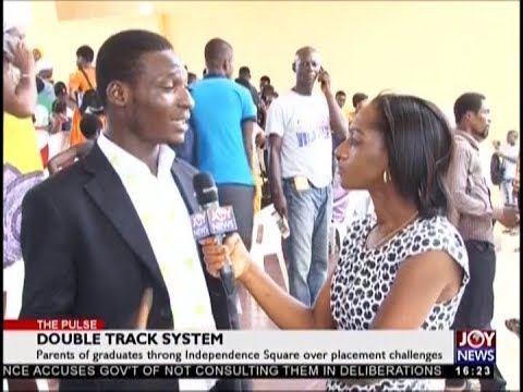 Double Track System   The Pulse on JoyNews 6 9 18