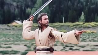 Star Wars - Лучшая Фигурка Оби-Вана! (S.H. Figuarts Obi-Wan Kenobi Review)
