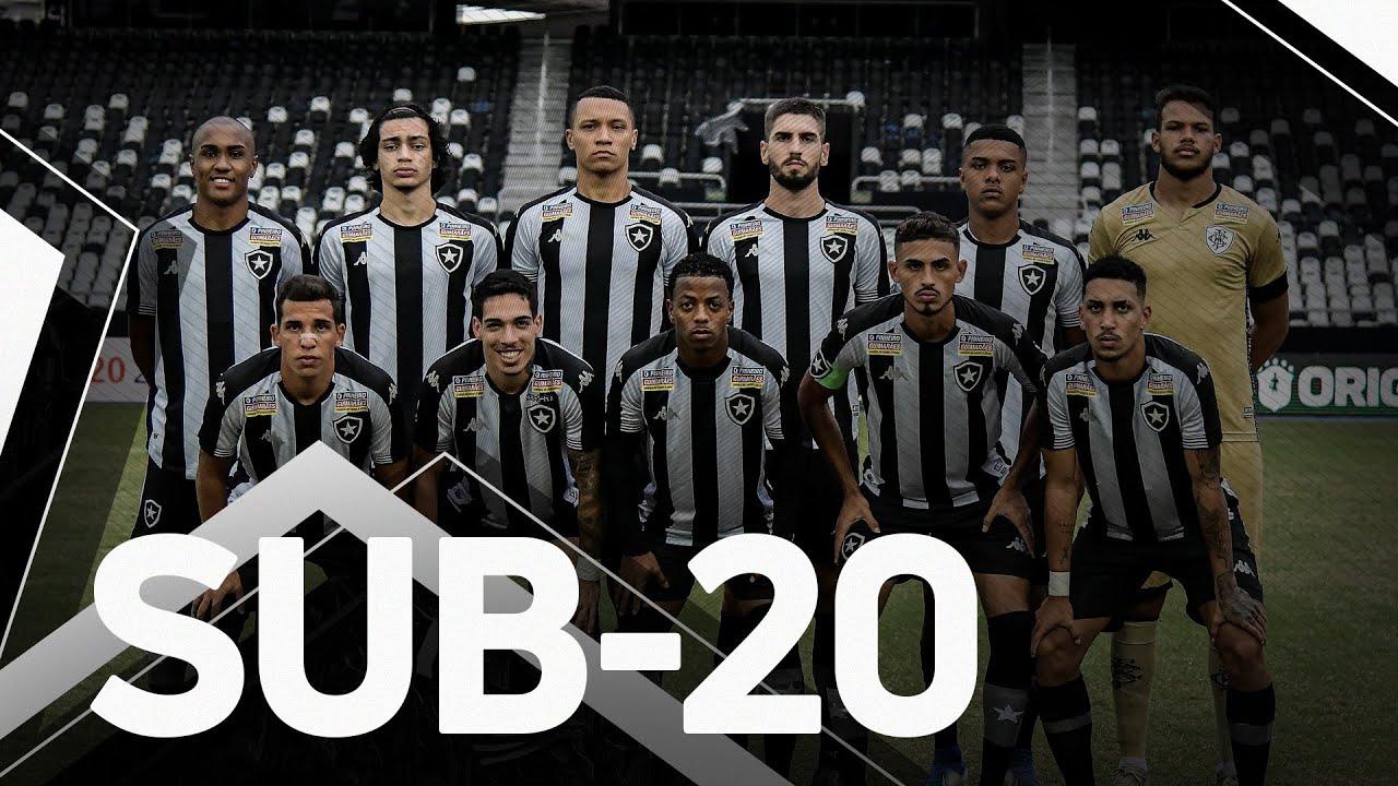 VÍDEO: Botafogo divulga bastidores da vitória sobre o Avaí pela Copa do Brasil Sub-20