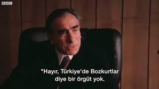 BBC'nin Arşivi - Alparslan Türkeş'i İngilizce Konuşurken Görmüş Müydünüz?