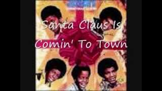 The Jackson 5 - Santa Claus Is Comin' To Town