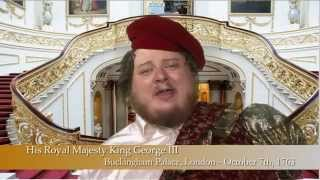 The Proclamation Act of 1763 - King George III Announcement