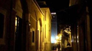 チュニス夜のメディナ@チュニスチュニジア