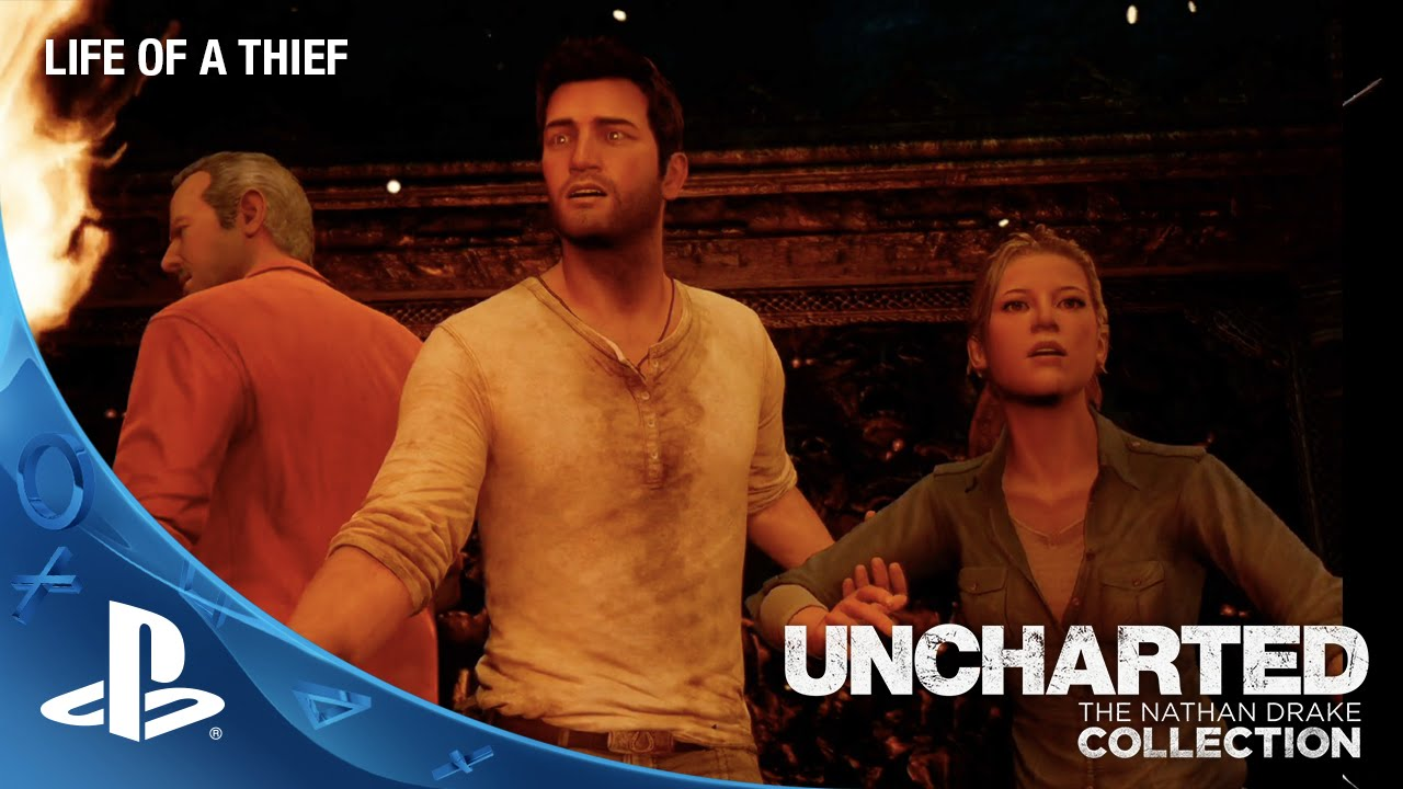 New Uncharted: The Nathan Drake Collection trailer debuts, Uncharted 4 beta dated