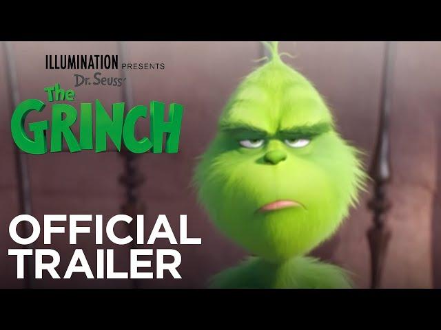 DR. SEUSS' THE GRINCH Trailer