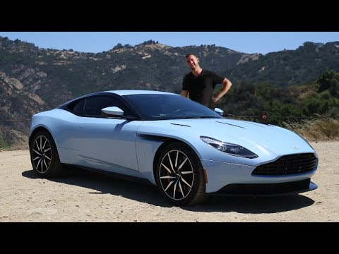 Why The Aston Martin DB11 Is Better Than The $340000 Vanquish S