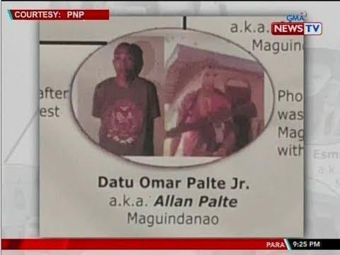 [GMA]  SONA: Hinihinalang terorista, nadakip sa Quezon city