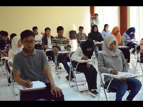 Dok Humas Untad, Pelaksanaan Ujian SBMPTN Di Universitas Tadulako 31 Mei 2016