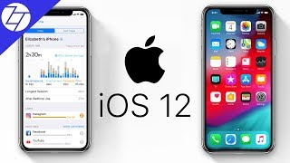 NEW iOS 12, watchOS 5 & macOS Mojave - Everything NEW!