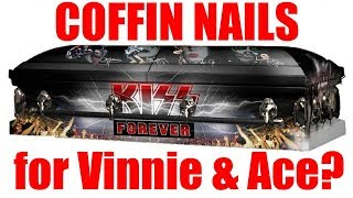Did Ace Frehley and Vinnie Vincent Kiss Their Chances Goodbye?