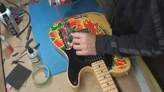 Jimmy Page Telecaster Replica Guitar