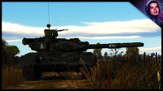 Surface to Air Missile?!? || T80b (War Thunder Ground Forces)