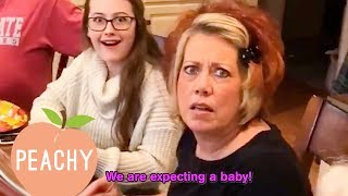 "56 Awesome Ways To Tell Everyone ""We're Pregnant!"""