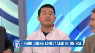 Ronny Chieng: Comedy Star On The Rise   Studio 10