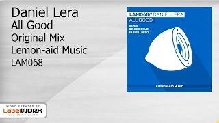 Daniel Lera - All Good (Original Mix)
