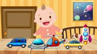 孩童英文學習動畫影片