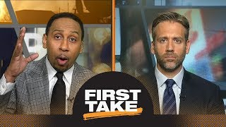 Stephen A. Smith calls out Karl-Anthony Towns: 'You look soft right now' | First Take | ESPN