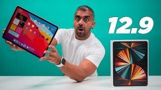 Apple iPad Pro 12.9 (2021): Unboxing & First Impressions!