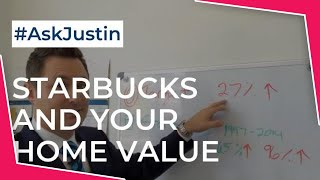 Starbucks and Target INCREASE your Home Value 30%... WHAT?!